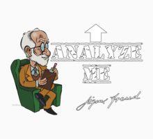 Sigmund Freud - Analyze Me Kids Clothes