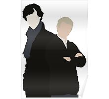 John and Sherlock Poster