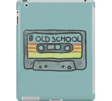 Casette Tape iPad Case/Skin
