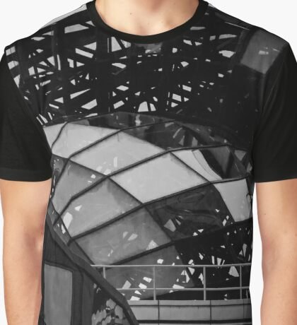 Architecture Detail | New York City, New York Graphic T-Shirt