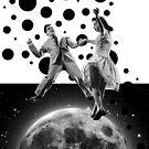 Moon dance 2 by Susan Ringler
