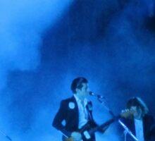 Arctic Monkeys - Leeds 2014 Sticker