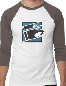 Buck Operator Logo Men's Baseball ¾ T-Shirt