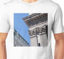 US Bank Terra Cotta - Photograph Unisex T-Shirt