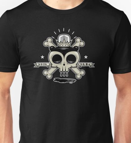 BONE HEADED Unisex T-Shirt