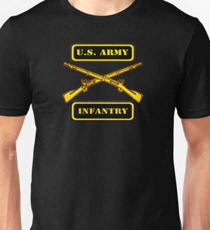 Army Infantry T-Shirt Unisex T-Shirt