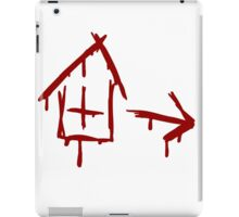 Left 4 Dead - Safehouse [red] iPad Case/Skin