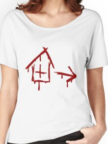 Left 4 Dead - Safehouse [red] Women's Relaxed Fit T-Shirt
