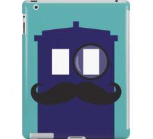 Classy TARDIS iPad Case/Skin
