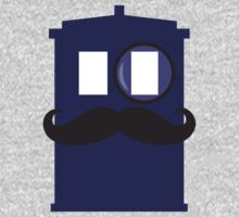 Classy TARDIS by Frans Hoorn