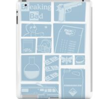 Breaking Bad - Icons iPad Case/Skin