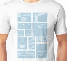 Breaking Bad - Icons Unisex T-Shirt