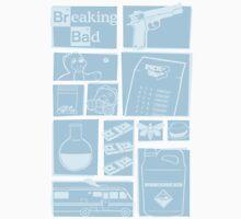 Breaking Bad - Icons Unisex T-Shirt