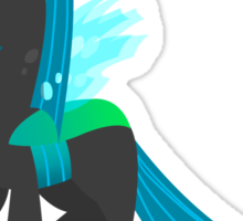 Charged Chrysalis (Clean Version) Sticker