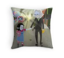 I Remember You... Throw Pillow