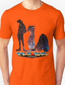 Space Dandy and His Brave Space Crew T-Shirt
