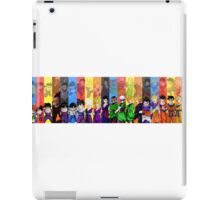 Dragon Ball Z Family iPad Case/Skin