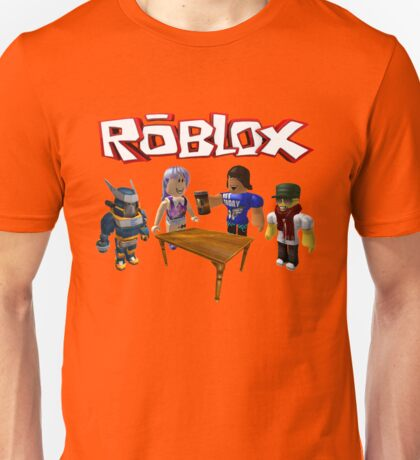 Roblox Friends Unisex T-Shirt
