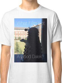 Doctor Who Dalek - Good Dalek Classic T-Shirt