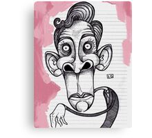 Kenneth Williams Canvas Print