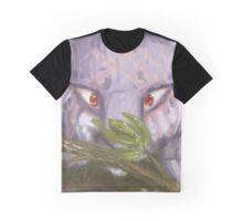 Turok VS Caterpillar Graphic T-Shirt