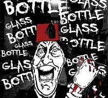 Glass Bottle Bottle Glass - Tommy Cooper by rettop70