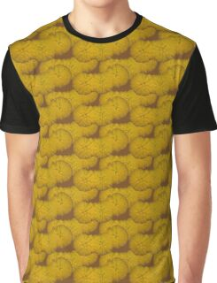Natural Blooming Flowers - Yellow Arcacias Graphic T-Shirt