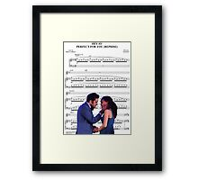 I Could Be Perfect For You Framed Print