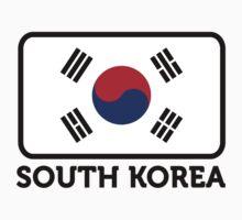 South Korea by artpolitic