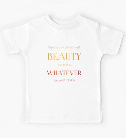 Beauty Kids Tee