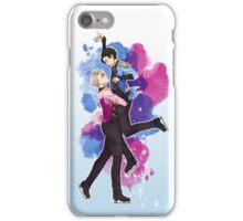 Victuri: Yuri on Ice (1) iPhone Case/Skin