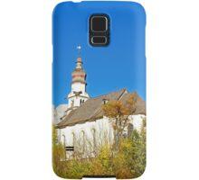 Pilgrimage church  St. Anthony in Rietz Austria Samsung Galaxy Case/Skin