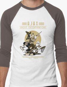 Ghost Hunters Men's Baseball ¾ T-Shirt
