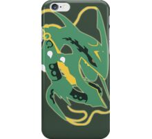 Mega Rayquaza iPhone Case/Skin