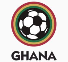 Ghana Football / Soccer by artpolitic