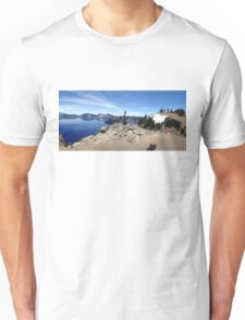 Crater Lake National Park, Oregon Unisex T-Shirt