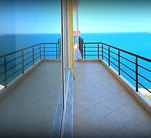 Mirror Image - Travel Photography by JuliaRokicka