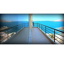 Mirror Image - Travel Photography Photographic Print