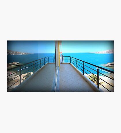 Mirror Image - Travel Photography Photographic Print