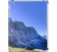 Like a Rock iPad Case/Skin