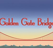 Golden Gate Bridge by RossFreeborn