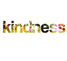 Kill them with Kindness - White Version by EltiGFX