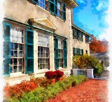 Hildene Manchester Vermont by Edward Fielding