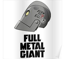 Full Metal Giant Poster