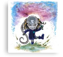Preschool Predator Canvas Print