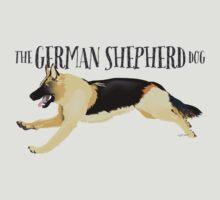 The German Shepherd Dog T-Shirt