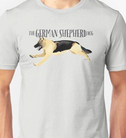 The German Shepherd Dog Unisex T-Shirt