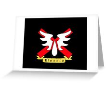 Blood Angels Death Company Greeting Card