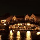 Bridges in the Night.  by Sparowsong