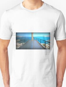 Mirror Image - Travel Photography T-Shirt